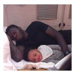 Sulley Muntari and Son