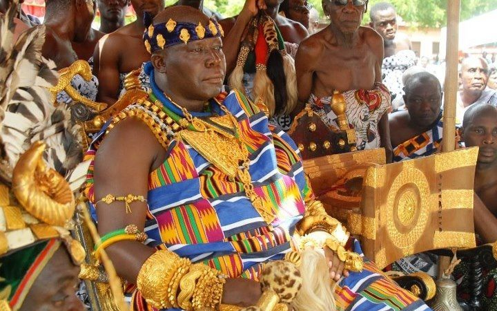 READER'S MAIL: An Open Letter From KNUST Student Richard Amoh To Otumfour OSEI-TUTU II On The KNUST Saga