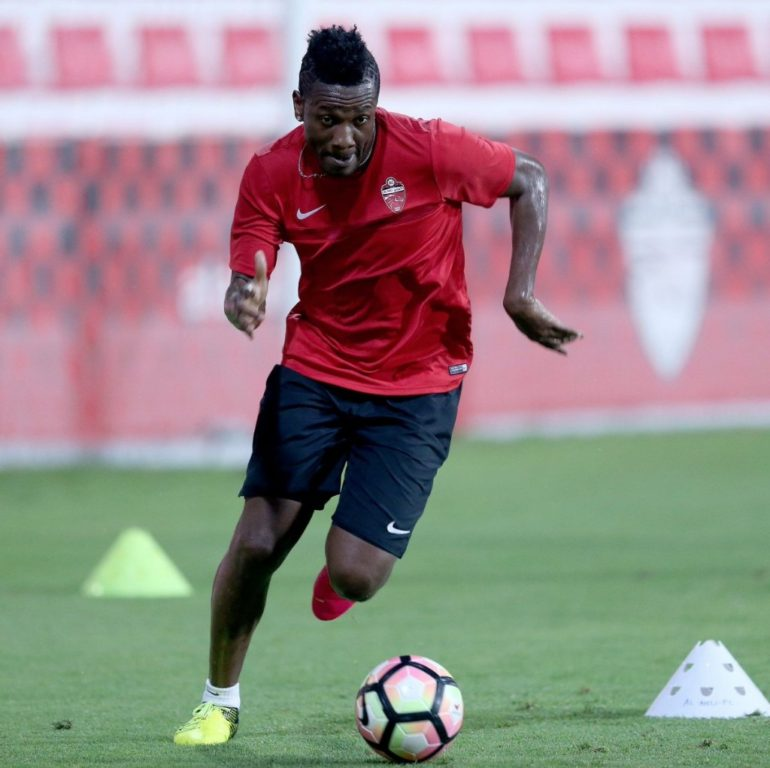 Crrbx1AWIAAlU9j e1485020411388 - 'This Is Not Buying Of Followers Oo' – Asamoah Gyan Shades Insecure Celebs After Hitting 1m Followers On Instagram