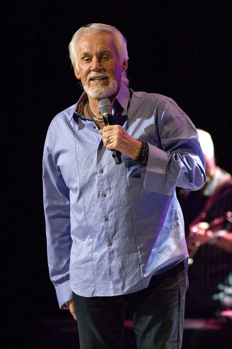 Kenny Rogers playing a headline at the Clyde Auditorium at the SECC in Glasgow Featuring: Kenny Rogers Where: Glasgow, United Kingdom When: 10 Jul 2013 Credit: Peter Kaminski/WENN.com