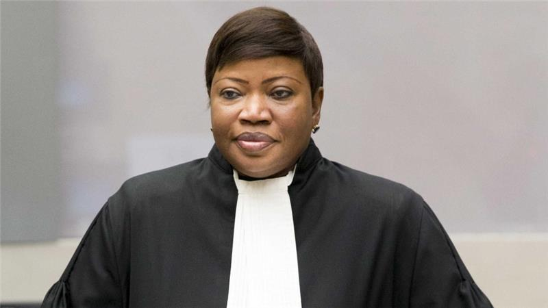 Current ICC prosecutor Bensouda is a former Gambian justice minister