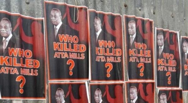 Who Killed Atta Mills
