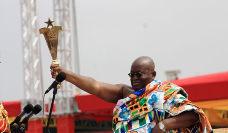 PROOF: Nana Addo Confirms He's The Worst President Ghana Has Ever Had; He'll F** Ghanaians In The 'Back' If Not Kicked Out In 2020