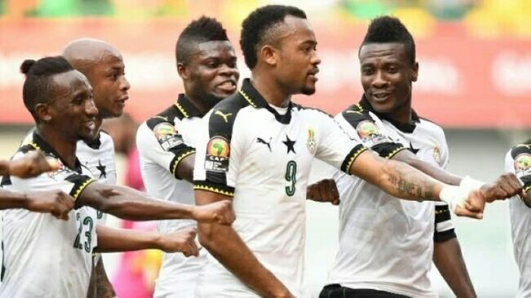 Black Stars beats Kenya 1-0 to Finish top of 2019 Afcon Qualifying Group