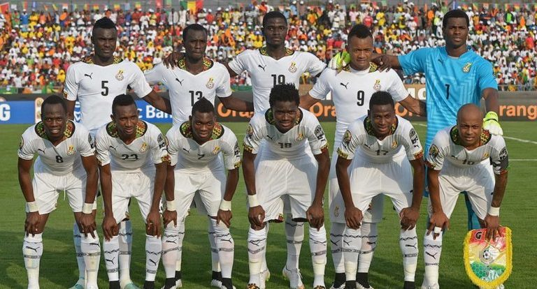 AFCON 2019: Ghana Black Stars To Battle It Out With Cameroon, Benin, And Guinea-Bissau In Group F