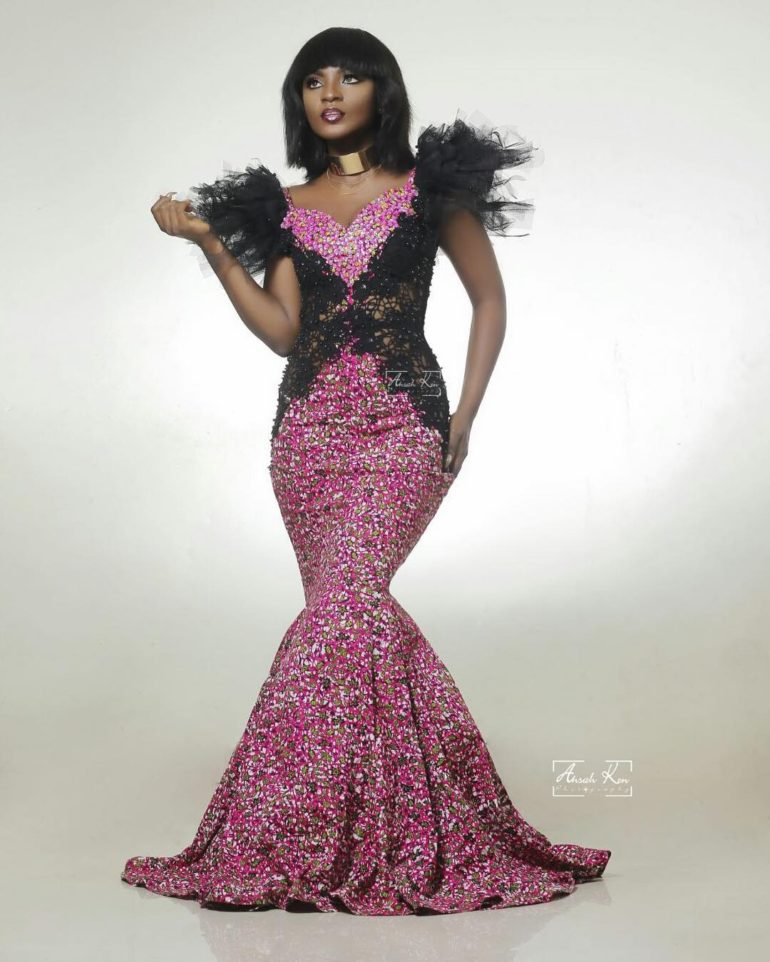 Anasimba By Zita A Look At The Beautiful Works Of The Avant Garde Ghanaian Fashion Designer With Exquisite Touch Who Designs For The Big Celebrities Yet Affordable Photos Ghanacelebrities Com