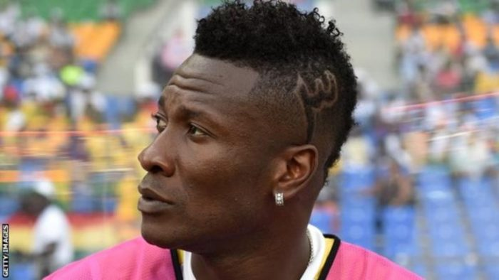 'I Will Keep Making You Proud Mum' – Tearful Asamoah Gyan Remembers His Mum 7 Years After Her Death