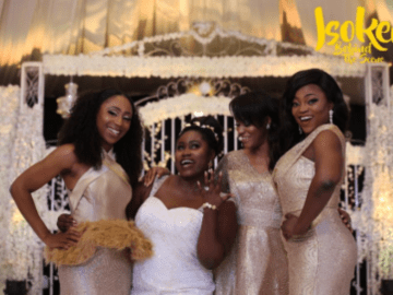 Nollywood Movie-ISOKEN Breaks UK Box Office Record for