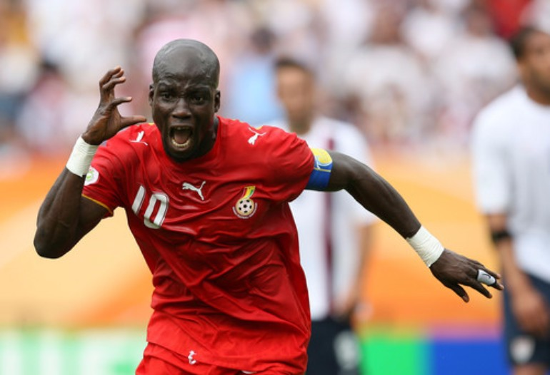 Stephen Appiah And Abedi Pele To Be Honoured By Italian Embassy ...