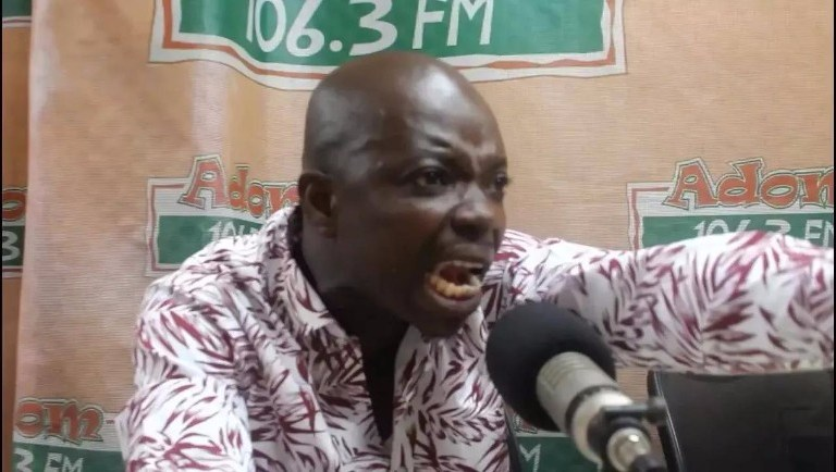 Abronye DC Dares Anas and Kwaku Baako to Swear to Allah that They've Never taken a Bribe to Bury an Investigation