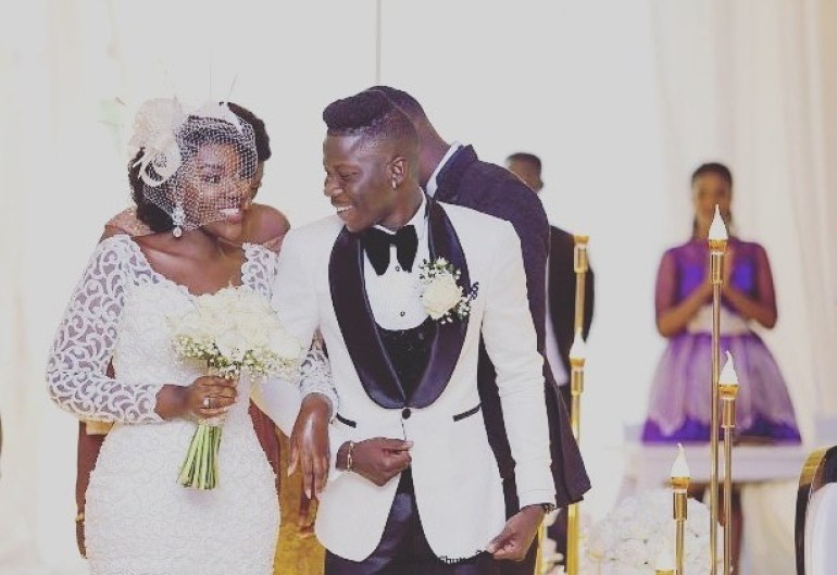 Stonebwoy Has Married A Woman After God's Heart - I Prayed