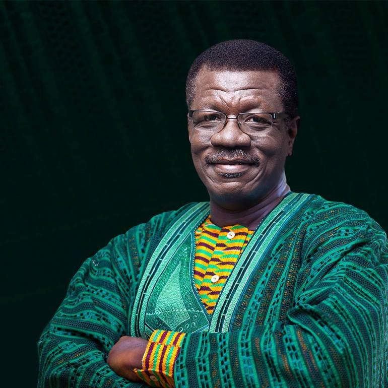 Pastor Mensa Otabil - People Who 'Look Like Insults' Are The