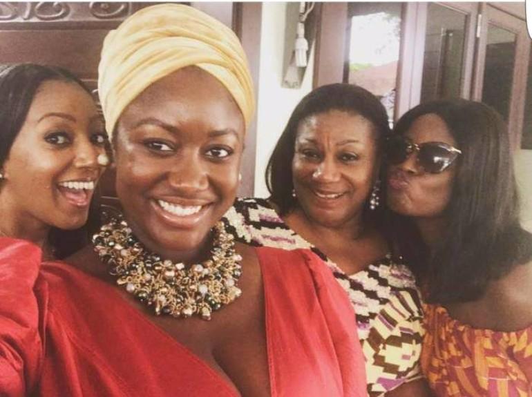 STATEMENT: Edwina Akufo-Addo Denies Any Involvement In The BOST Fuel Scandal - GhanaCelebrities.Com