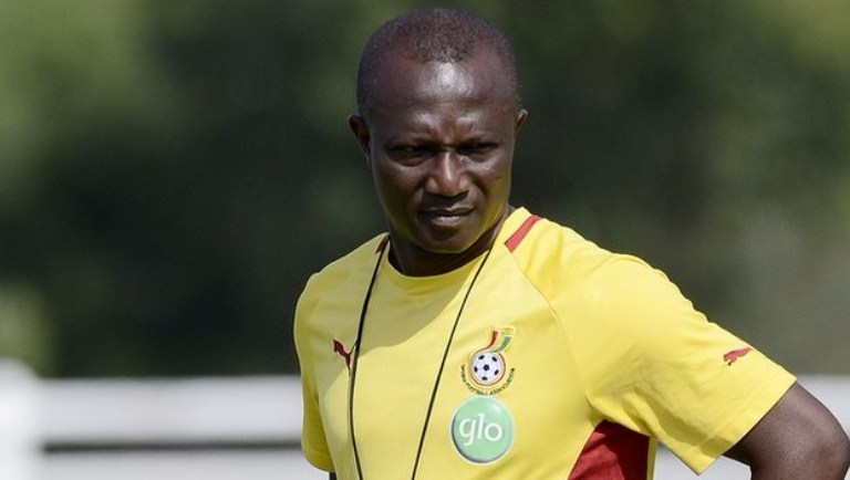 Kwesi Appiah Nearly Beaten In Traffic By An Angry Man