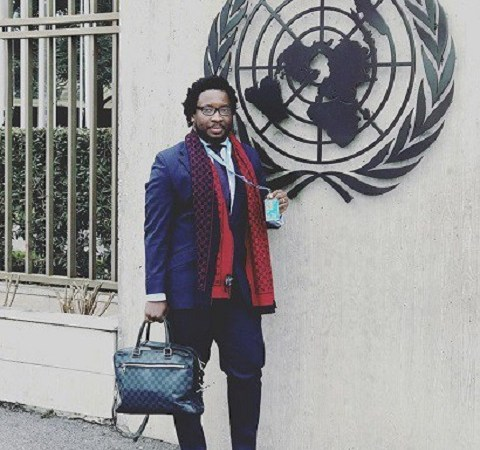 Sonnie Badu Allegedly Arrested In London For Gun Possession