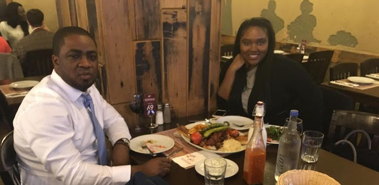 Food & Great Conversation With Chris-Vincent: One of My Christian Friend Says the Married Man She is Dating Was Sent By God to Help Her in Life—Veronica