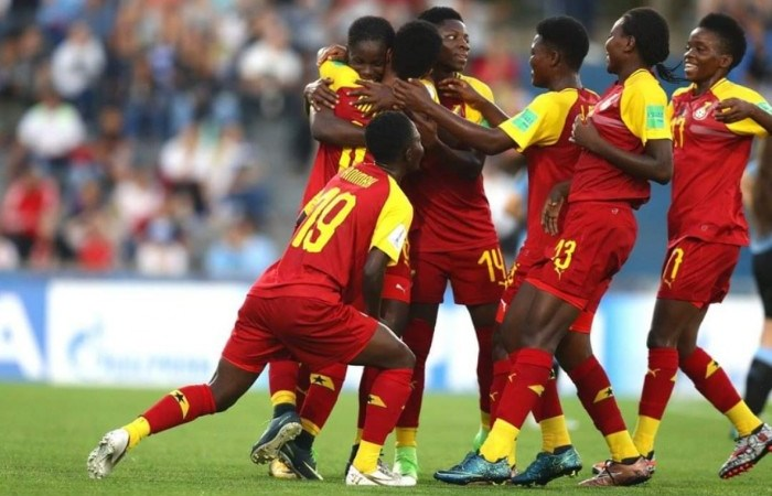 U17 Women's World Cup — Ghana's Black Maidens Trash Hosts Uruguay 5-0 In Opening Game