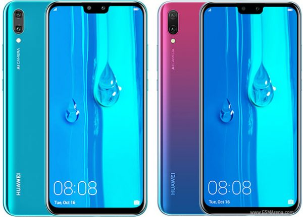 PHOTOS & SPECS: Huawei Y9 2019 Finally Launched