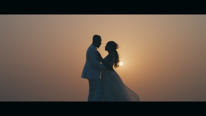 Adekunle Gold and Simi Turns Their Wedding into A Beautiful Music Video — WATCH 'Promise'