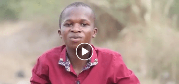 VIDEO: Meet The Next Apostle Safo Kantanka Who's Able To Control A Car With A Mobile Phone