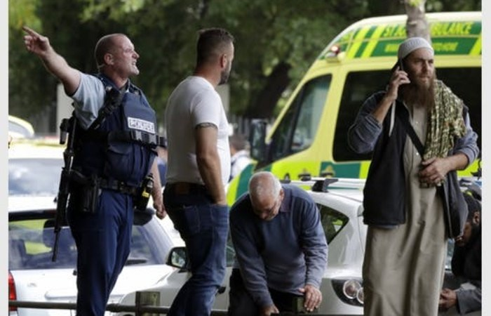 49 People Dead after Mass Shooting in Two Mosques in New Zealand