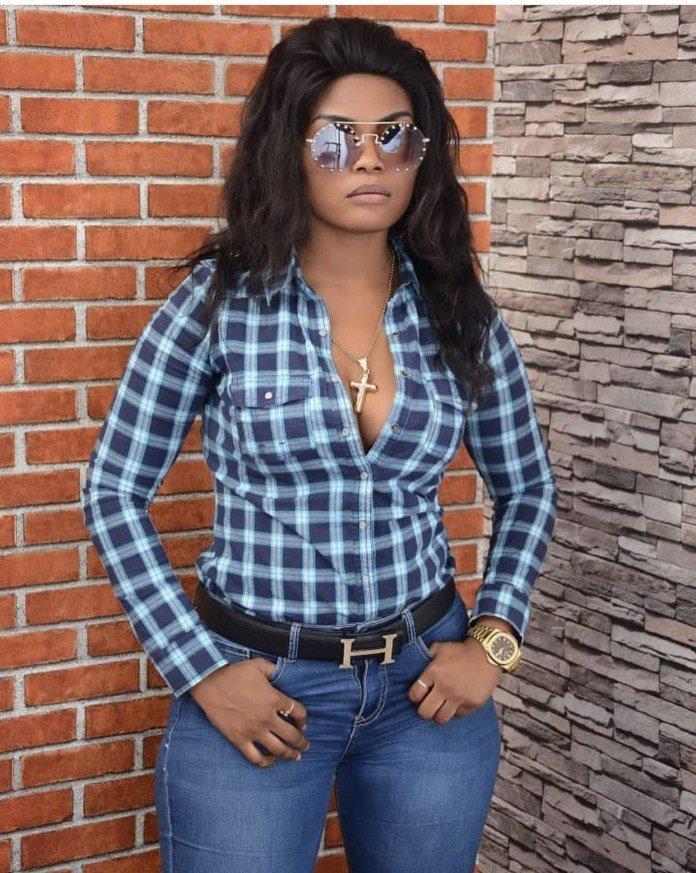 SCREENSHOT: Pope Skinny's Broke A$$ Exposed By Shatta Wale's Acclaimed  Sister, Magdalene Love - Check - GhanaCelebrities.Com