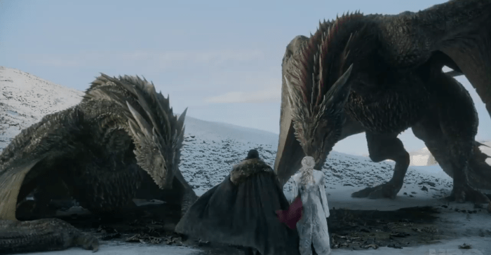 VIDEOS — Two New Trailers Released for Game of Thrones Ahead of April 14th Season Premiere