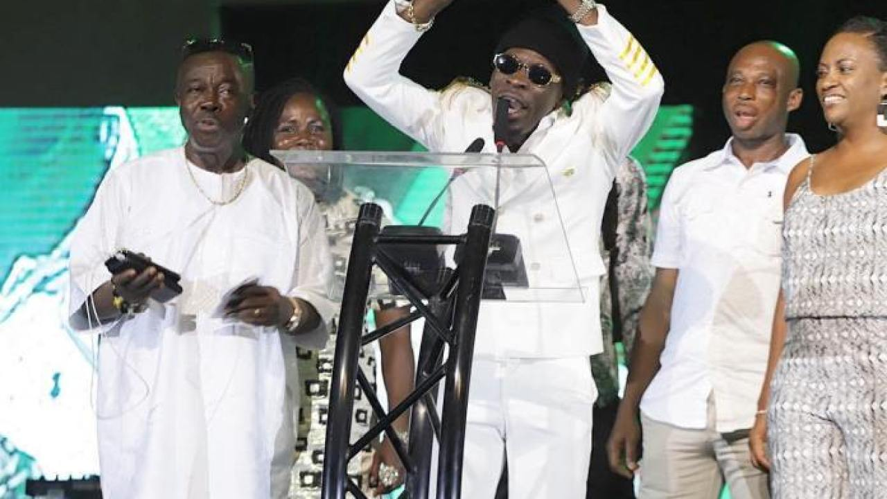 3Music Awards 2019: Shatta Wale 'Bags' 8 Awards, Stonebwoy 3 And