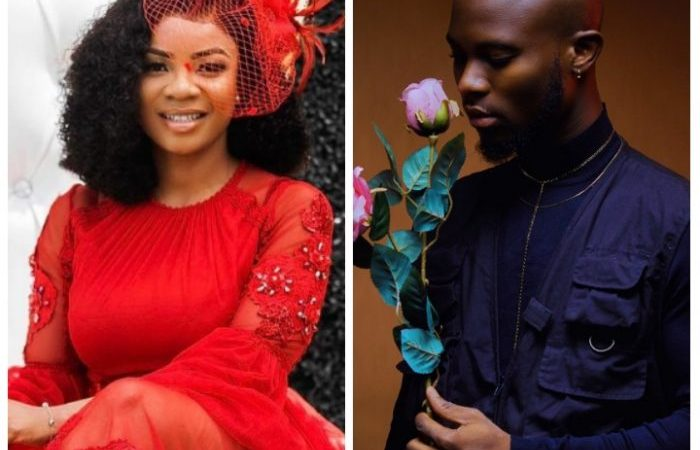 King Promise And Serwaa Amihere In A Banging Relationship?