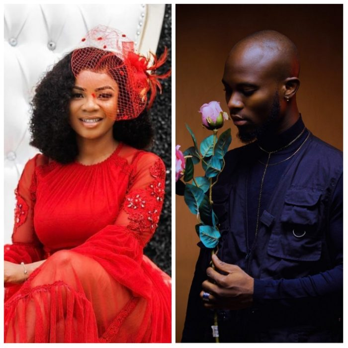 PhotoGrid 1556011719634 e1556011842416 - Aside From Their Rumoured Romantic Relationship, Serwaa Amihere Is Also A Big Fan Of King Promise
