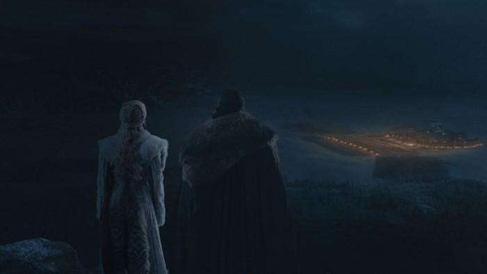 game of thrones season 8 episode 3 jon snow daenerys - Game of Thrones Season 8 Episode 3 Review — Saved by the Girl