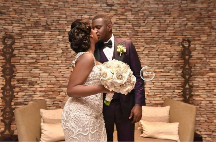 John Gifty e1557751942231 - Check Out First Set Of Professionally Captured Photos From John Dumelo And Gifty Mawuenya's White Wedding