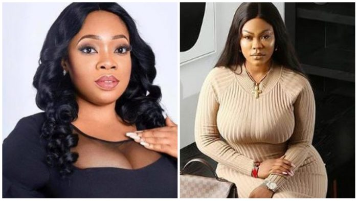 ALLEGED: Moesha Boduong Snatches 'Pastor Boyfriend' Of Nigerian Actress Daniella Okeke