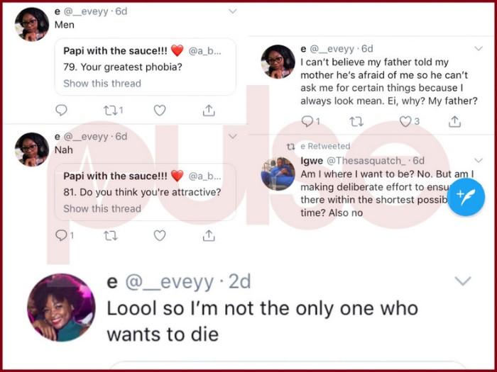 jDfk9kpTURBXy8wMDVlNmMwMDgyM2EwOTc5ZGJhZDBhMTk5ZDUwYWY1OS5qcGeSlQLNAxQAwsOVAgDNAvjCw4GhMAE - 2018 First Runner up Of Miss Malaika Expresses Suicidal Thoughts on Social Media — SCREENSHOT