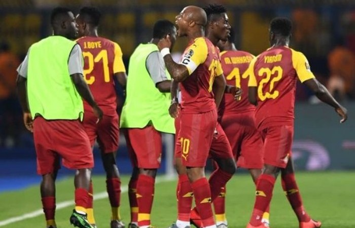 10-Man Black Stars Held to A Draw By Benin In Afcon Group F Opener
