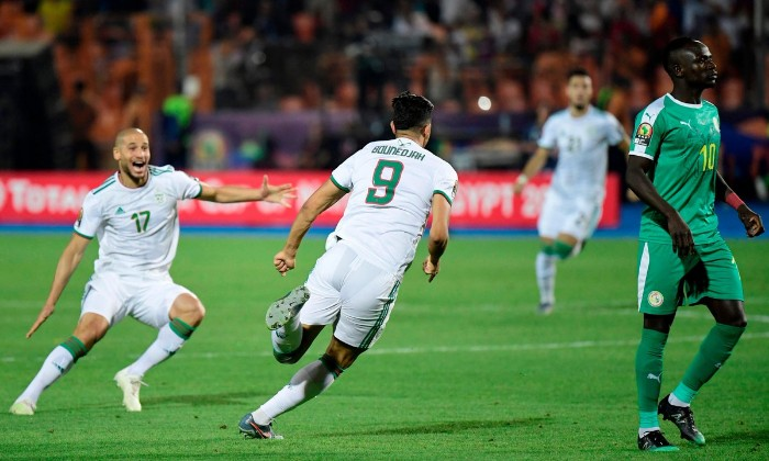 D 3dhdrXUAAqfCQ - Algeria's Desert Foxes Are Champions of Africa After A Slim 1-0 Win Over Senegal