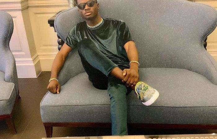 VIDEO: Kuami Eugene Exposed For Lying That He Bought His 'Kantamanto' Zara Shoes For $700