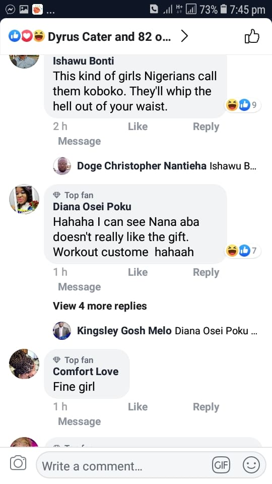Pat 3 - VIDEO: Thomas Partey Visits Nana Aba Anamoah With His Egypt Girlfriend And Social Media Users Are Insulting Her