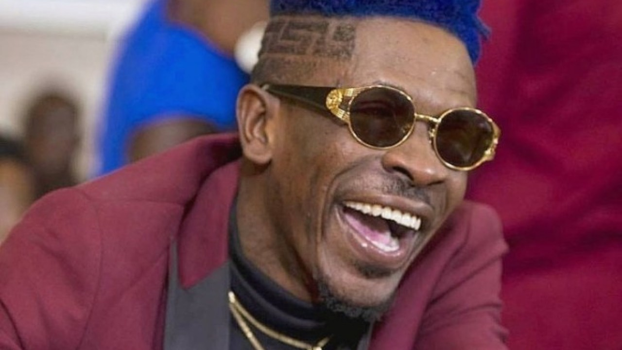 Shatta Wale Sparks Controversy After Being Spotted In An Anklet ...