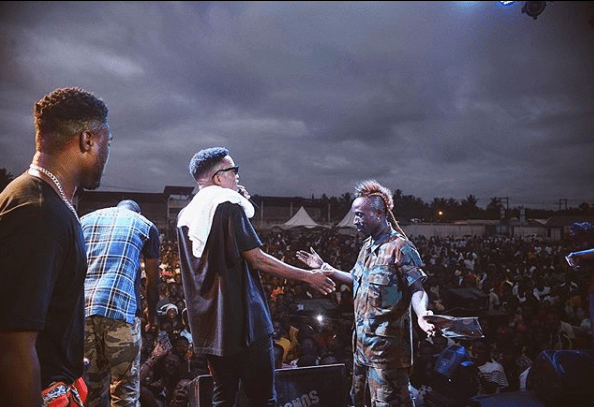 Confusion — Pa2pa Soldiers And SM Fans Fight Over Who Performed For More Hours On Stage — VIDEOS