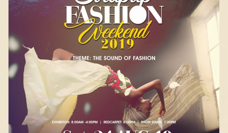 Strap Up Fashion Weekend 2019 Scheduled For 24th August