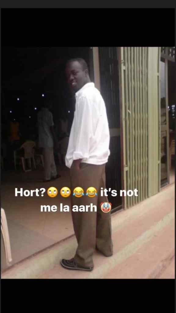 This Throwback Photo of Akwaboah confirms God has been Good to him 2