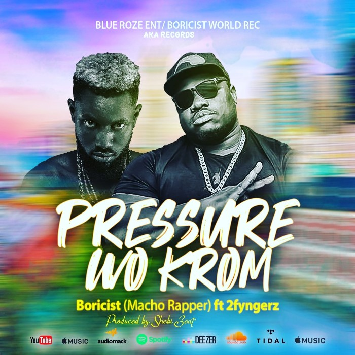 WhatsApp Image 2019 09 25 at 07.24.15 - 'Pressure Wo Krom' — Macho Rapper Da Boricist Returns With A Timely New Single