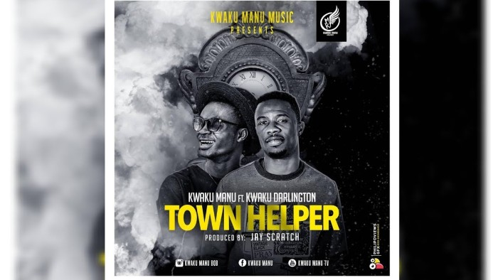 Kwaku Manu's Musical Journey Continues – Drops New Single 'Town Helper'