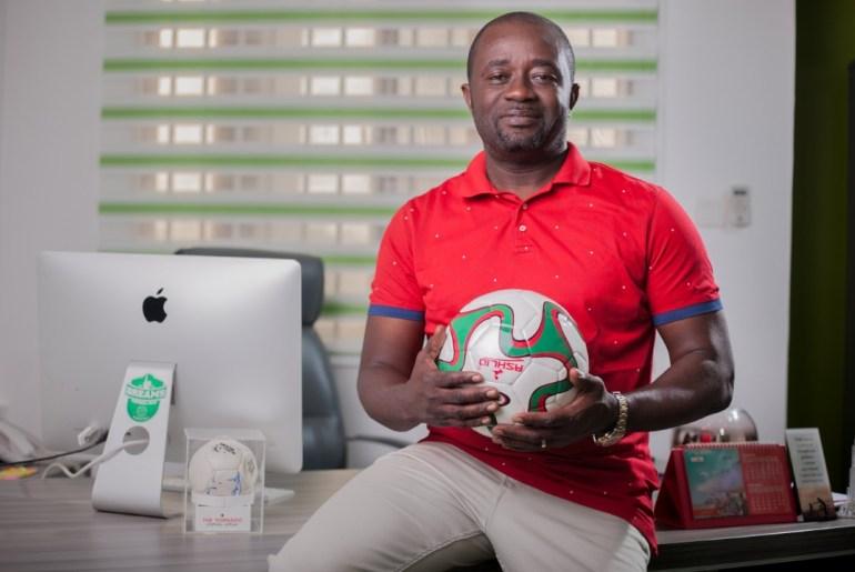 Kurt Okraku - JUST IN: Kurt Okraku Wins GFA Elections; Currently The President Of Ghana Football Association