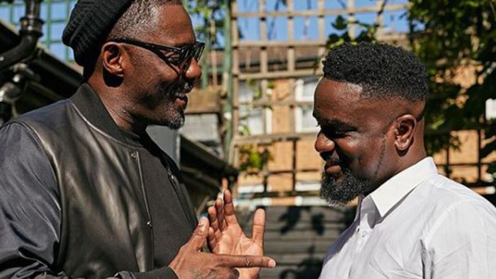 Sarkodie and Idris Elba@2x 1 - Sarkodie Premieres His New Number Featuring Acting Legend Idris Elba 'Party & Bulls#!t' – Official Video