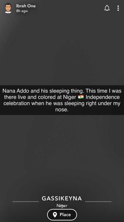 80070669 495688334637357 4769352249228918784 n - Oh Nana! President Captured Sleeping AGAIN At Niger's Republic Day Celebration
