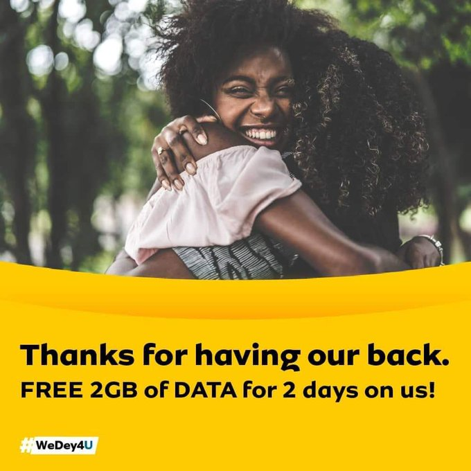 mtn ghana - MTN 'Dashes' Customers 2Gb Data In Compensation for Network Problems