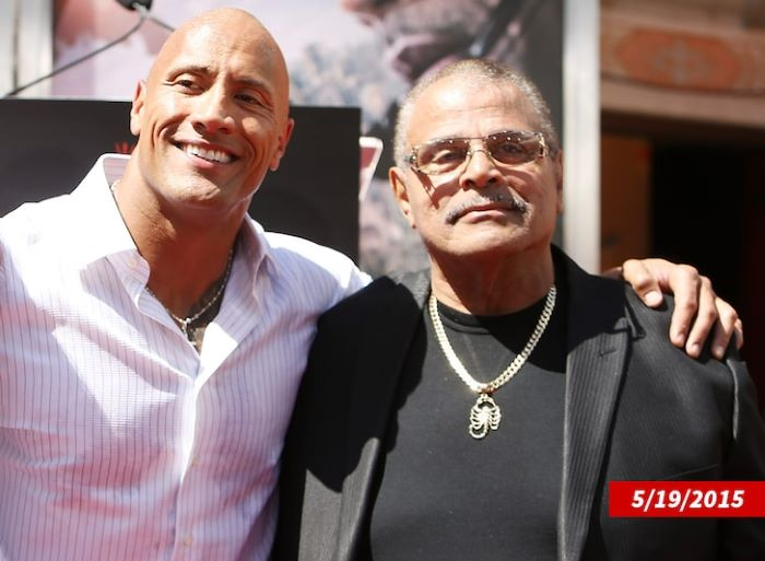 Dwayne 'The Rock' Johnson's Father Rocky Johnson Dies Aged 75 2