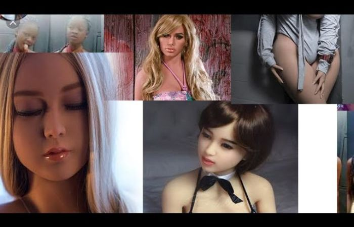 Ladies in the U.K Fear Spending Vals Day Alone After Seeing the Latest Most Human Looking S*x Doll – Video